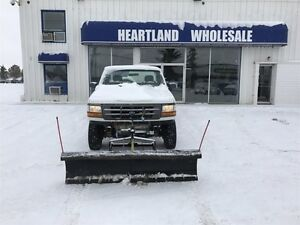 1995 Ford F-250 Series