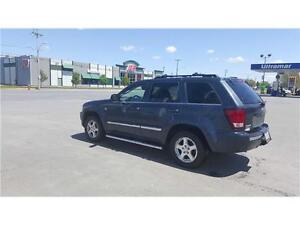 2007 Jeep Grand cherokee limited ECHANGE,FINANCEMENT