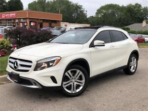 2015 Mercedes-Benz GLA250-NAVI-PANO-CAM-NO ACCIDENTS-59KM