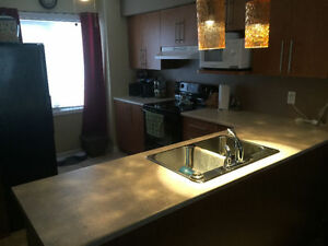 Modern 2 BDR Townhouse in Nepean - $1,400/month