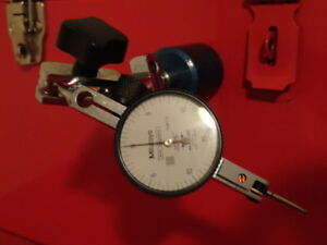 Dial test indicator and magnetic base (never used)