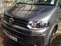 VW Transporter Shuttle 2015 automatic 9 seater £240+insurance