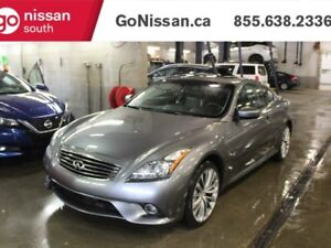 2011 Infiniti G37 Coupe X, SPORT, AWD, LEATHER, SUNROOF, NAVIGAT