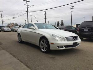 2006 Mercedes CLS500,Only 80Kms,Brand New Winter tires,MINT!