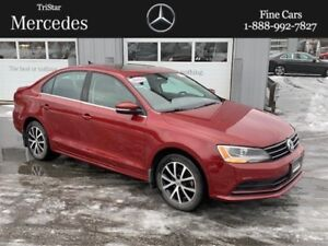 2016 Volkswagen Jetta Sedan Comfortline CAM+HEATED SEATS $132 BI