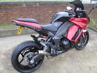 Kawasaki ZX 1000 SX SPORT TOURING MOTORCYCLE