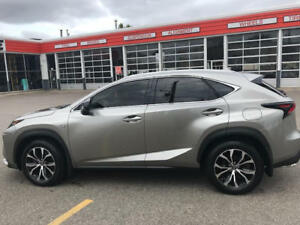 2016 Lexus NX200 F-SPORT Package