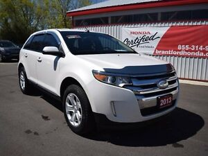 2013 Ford Edge SEL 4dr Front-wheel Drive
