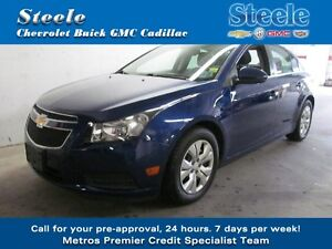 2012 Chevrolet CRUZE LT One Owner Low Km's !!!