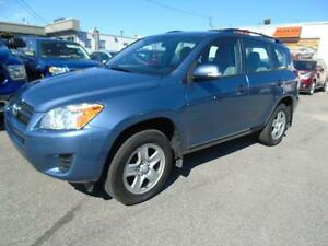 2012 Toyota RAV4 AUTOMATIC AIR POWER GROUP 4X4 ONE OWNER!!