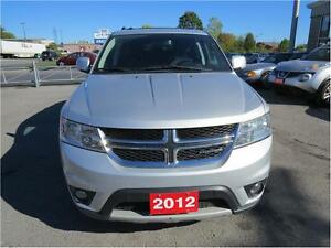 2012 Dodge Journey SXT, 7 Passenger, Bluetooth, Dual AIr Kingston Kingston Area image 3