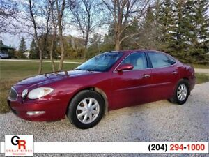 2005 Buick Allure CXL 3.8L SUNROOF, GOOD CONDITION, NO ACCIDENTS