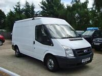2007 FORD TRANSIT 2.2 TDCi 280 MWB Medium Roof Van NO VAT