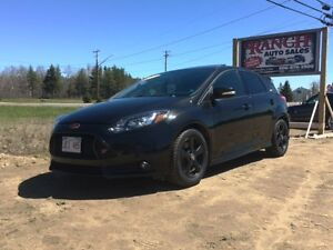 2013 FORD FOCUS ST TURBO 6 SPEED REDUCED FOR QUICK SALE