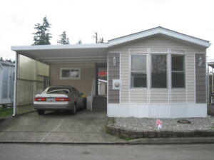 LOVELY MOBILE HOME A/NEW FOR SALE.  PAD R $710 PM !!!!!!!
