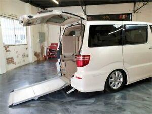 2005 Toyota Alphard White Van Perth Perth City Area Preview