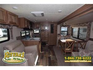 NEW2017 Forest River Flagstaff Super Lite 29 RKWS Travel Trailer Windsor Region Ontario image 16