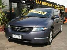 Rent to Buy / Rent to Own / Lease 2005 Honda Odyssey people mover Cremorne Yarra Area Preview