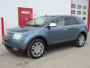 2010 Lincoln MKX ~ AWD ~ 137,00kms ~Heated/cooled seat~$12,999