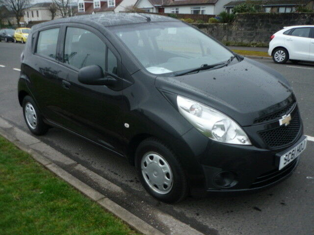chevrolet spark 1.0i 16v 68bhp ls plus **£30 yearly road