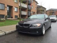 2006 BMW 3-Series Berline Manuelle, BBS, Coilovers, 335i Rear