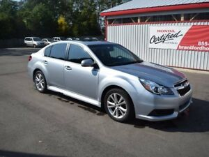 2014 Subaru Legacy 3.6R Limited 4dr Sedan