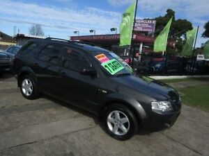 2007 Ford Territory SY TS (4x4) Grey 6 Speed Auto Seq Sportshift Wagon New Lambton Newcastle Area Preview