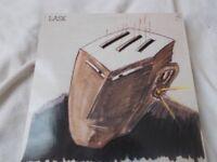 Vinyl LP Lask ECM Records ECM 1217 German Pressing Promo Copy 1982