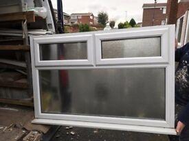 Rehau profile 70 mm , second hand window,
