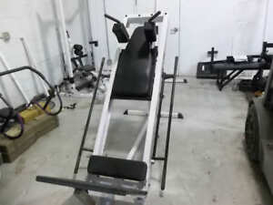 (Tuff Stuff) Hack Squat Machine