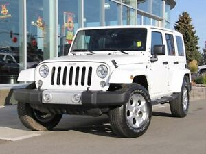 2015 Jeep Wrangler Unlimited Certified | Unlimited Sahara | Alpi