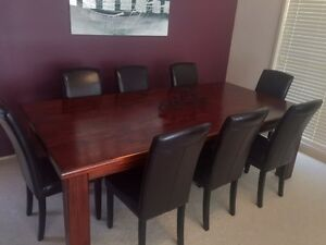 Large dining table Kurrajong Hawkesbury Area Preview