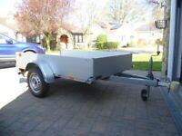 Anssems GT750 trailer