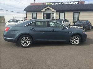 2010 Ford Taurus SEL leather roof bluetooth sensores must see