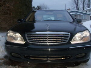 2002 Mercedes-Benz S-Class 430 Sedan