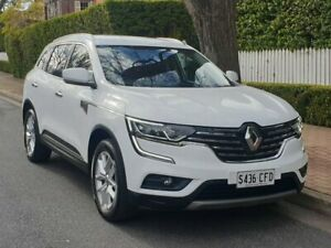 2016 Renault Koleos HZG Zen X-tronic White 1 Speed Constant Variable Wagon Prospect Prospect Area Preview