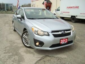 2012 Subaru Impreza 2.0i Touring AWD  Sunroof Timing Chain