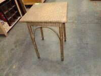 LLoyd Loom Style Small Table