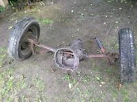 CLASSIC VW BEETLE GEARBOX AB 1300 - SUIT BEETLE/ TRIKE /BEACH BUGGY -£95 contact 07763119188