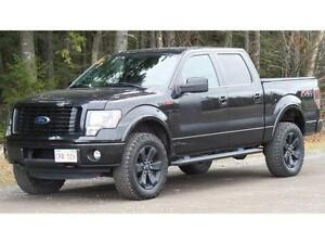 2012 Ford F-150 FX4 *Leather*