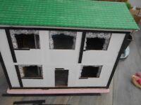 Wooden Dolls House Restoration Required