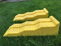 Large levelling ramps for Caravan/Motorhome