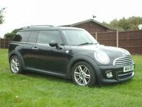 MINI Mini Clubvan 1.6TD ( 112bhp ) Mini Cooper D Vision