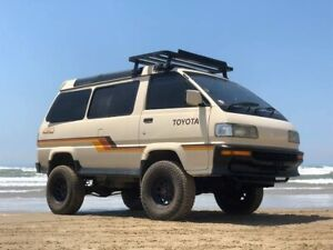 Wanted: WANTED Toyota Lite Ace