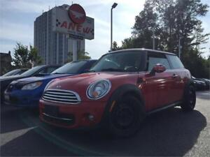2012 MINI Cooper Hardtop Classic  LEATHER LOADED ON SALE