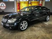 2009 Mercedes-Benz CLC200 Kompressor 203 Black 5 Speed Automatic Coupe Fyshwick South Canberra Preview