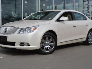 2012 Buick LaCrosse Certified | White Diamond Tricoat | Front Wh