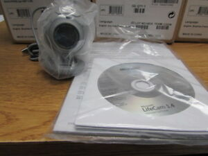 New - Microsoft Webcam Lifecam VX-6000