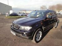 LHD 2006 BMW X5 3.0 4x4 Diesel Automatic UK REGISTERED