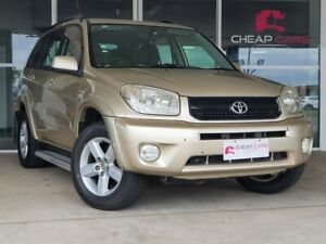 2005 Toyota RAV4 ACA23R Cruiser Gold 4 Speed Automatic Wagon Brendale Pine Rivers Area Preview